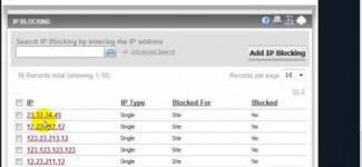 IP Blocking in MarketPowerPRO by MLM Software provider MultiSoft Corporation CEO and President Robert Proctor