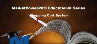 Shopping Cart System in MarketPowerPRO, by MultiSoft Corporation Founder Peter Spary and President Robert Proctor