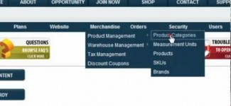 Adding a product in MarketPowerPRO by MLM Software provider MultiSoft Corporation